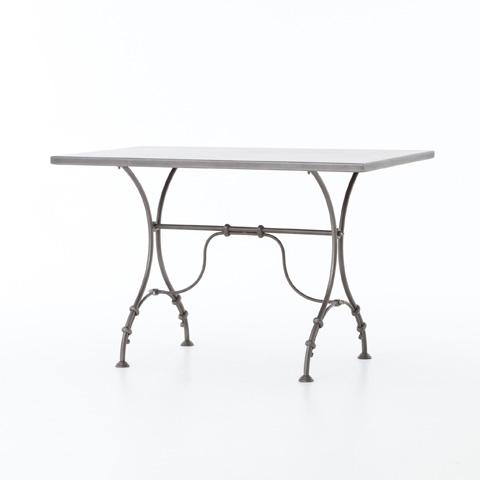 Image of Iron Writing Table