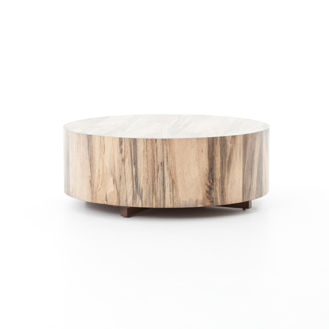 Image of Hudson Round Coffee Table