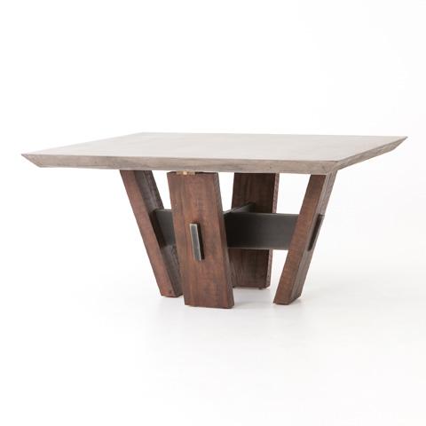 Image of Bonham Square Dining Table
