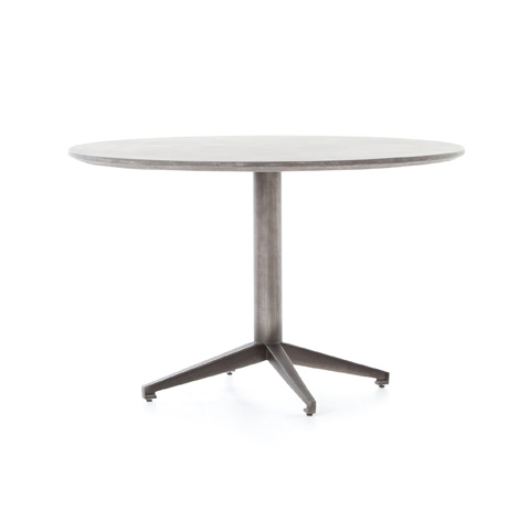 Image of Kaufman Round Dining Table