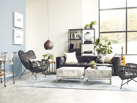 Image of Nolita Three Piece Living Room Collection