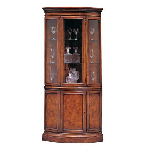 Image of Demilune Corner Cabinet