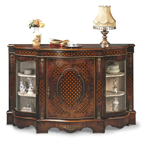 Image of Shaped Sideboard