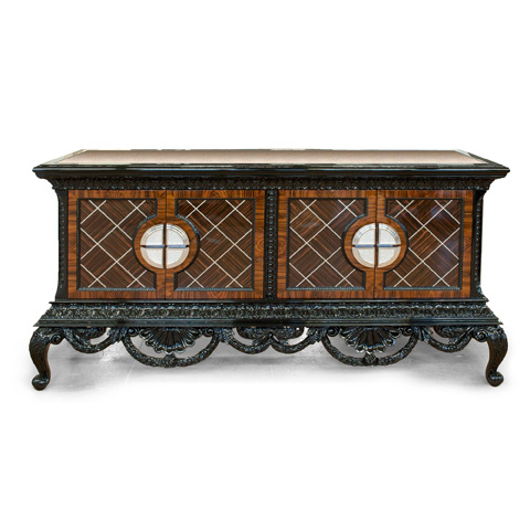 Francesco Molon - Marble Top Sideboard - C432