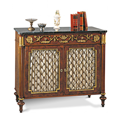 Image of Sideboard with Marble Top