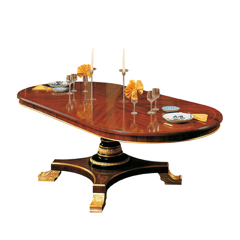 Francesco Molon - Oval Dining Table - F45.02