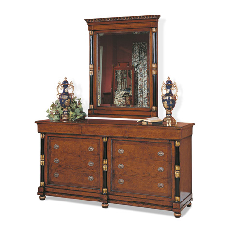Image of Dresser with Nine Drawers