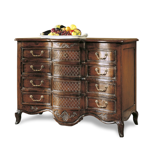 Image of Six Drawers Dresser