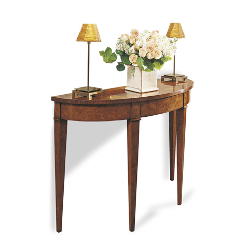 Image of Inlaid Console Table