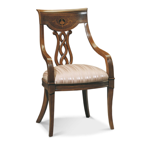 Francesco Molon - Dining Arm Chair - P112D
