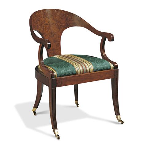 Francesco Molon - Game Chair with Casters - P115.01