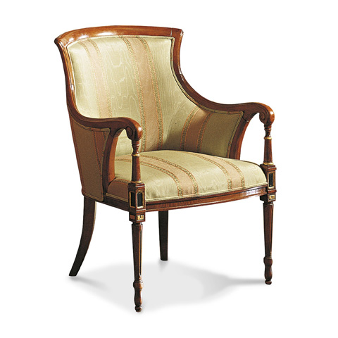 Francesco Molon - Accent Arm Chair - P117