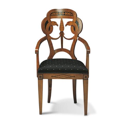 Francesco Molon - Dining Arm Chair - P185
