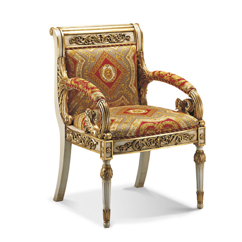 Francesco Molon - Accent Arm Chair - P186