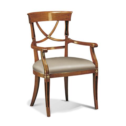Francesco Molon - Dining Arm Chair - P209