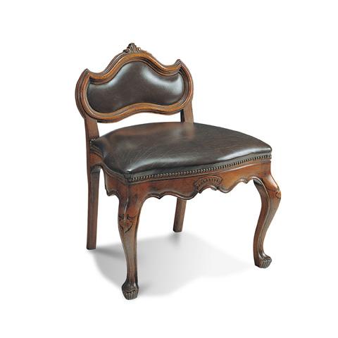 Francesco Molon - Leather Accent Chair - P303