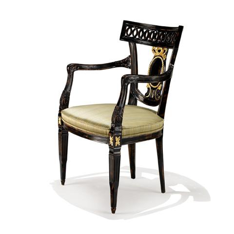 Francesco Molon - Accent Arm Chair - P312