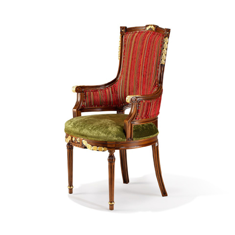 Francesco Molon - Accent Arm Chair - P341.01
