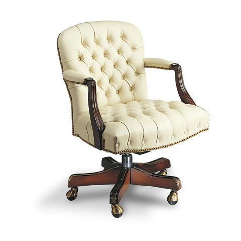 Image of Upholstered Office Chair