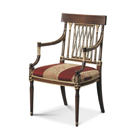 Francesco Molon - Dining Arm Chair - P352