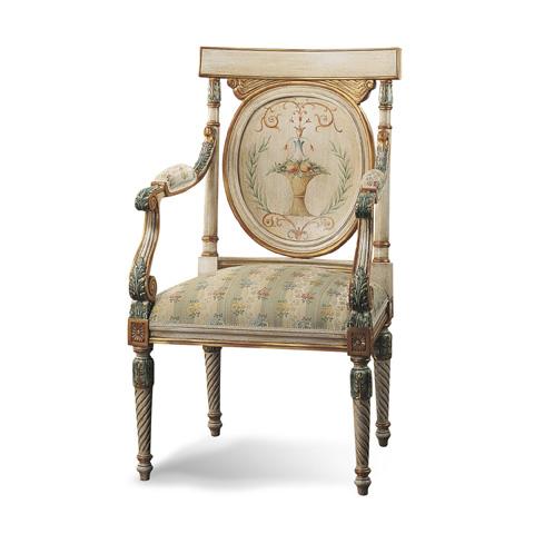 Francesco Molon - Accent Arm Chair - P366