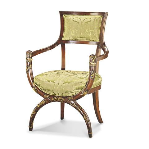 Francesco Molon - Accent Arm Chair - P37