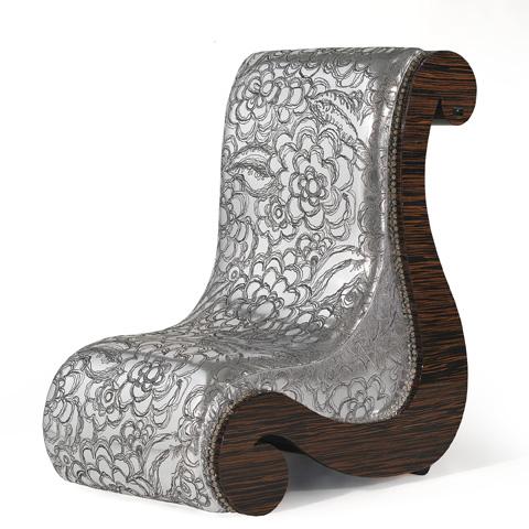 Francesco Molon - Lazy Accent Chair - P516