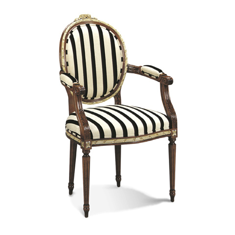 Francesco Molon - Dining Arm Chair - P6.03