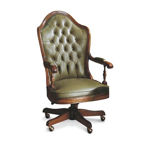 Francesco Molon - Leather Office Chair - P73