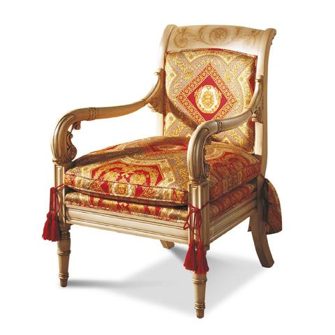 Francesco Molon - Accent Arm Chair - P7L