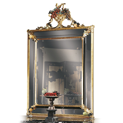 Image of Brass Mirror