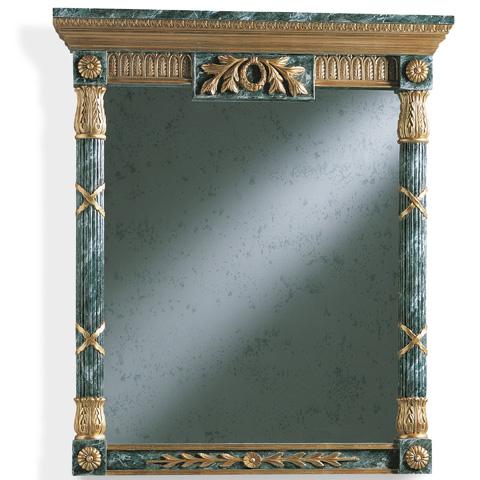 Francesco Molon - Carved Mirror - Q62