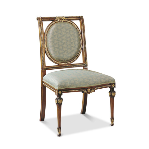 Francesco Molon - Dining Side Chair - S339