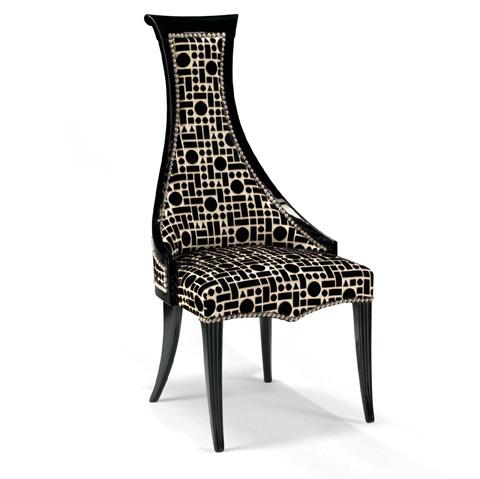 Francesco Molon - High Back Dining Side Chair - S507