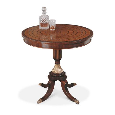 Francesco Molon - Round Small Accent Table - T157