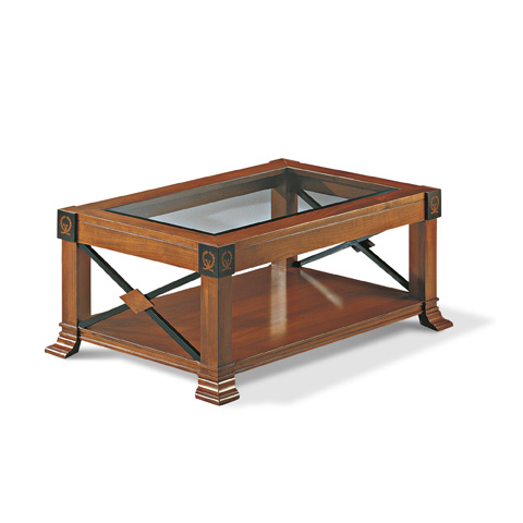 Image of Small Rectangular Accent Table