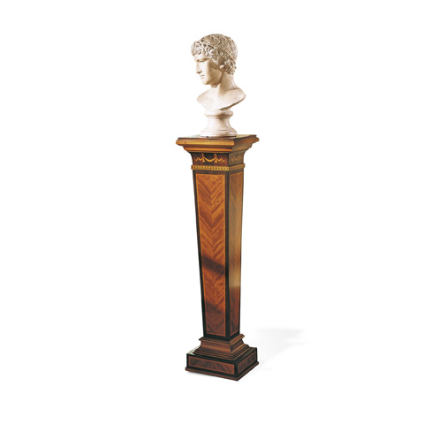 Image of Inlaid Pedestal