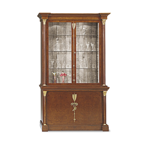 Francesco Molon - Empire China Cabinet - V43.01