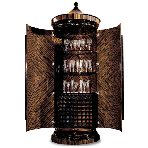 Francesco Molon - Bar Cabinet - W507