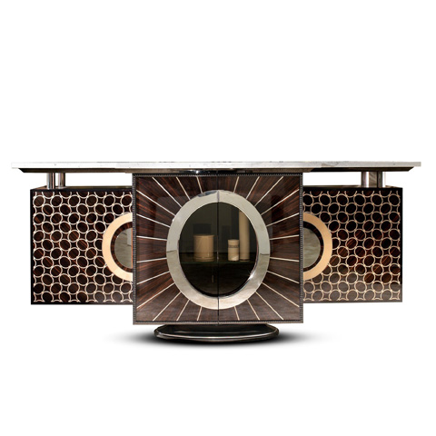 Image of Eclectica Low Sideboard