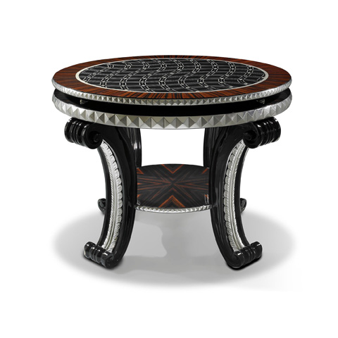 Image of Eclectica Small Round Table