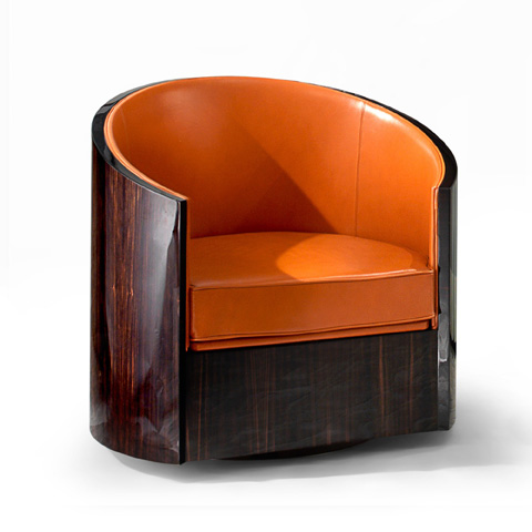 Image of Eclectica Bentley Tub Chair
