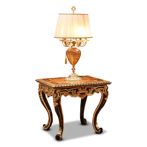 Image of New Empire Lamp Table
