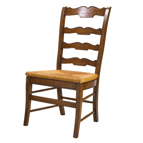 Image of Beaujolais Ladder Back Side Chair