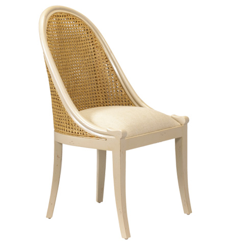 Image of Sorrell Cane Back Side Chair