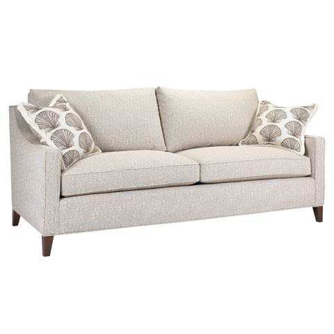 French Heritage - Marceau Slope Arm Sofa - U-3060-0982