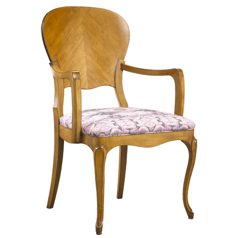 French Heritage - Eloise Arm Chair - A-2327-402-ACH