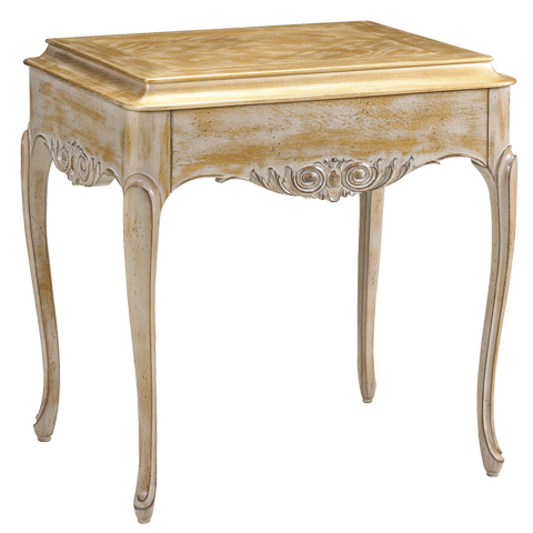French Heritage - Emilie End Table - A-2341-1002-OGGD