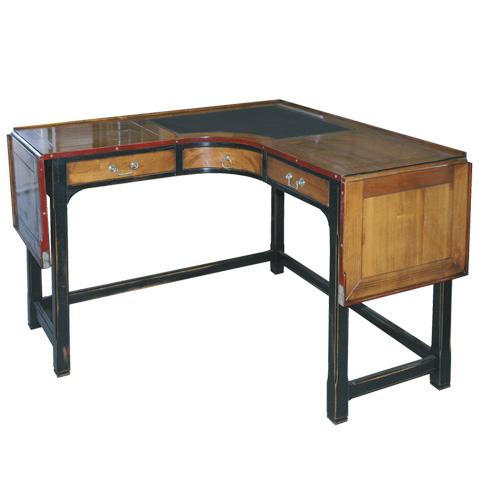 French Heritage - Jeweler's Desk - A-4245-401-BLACK