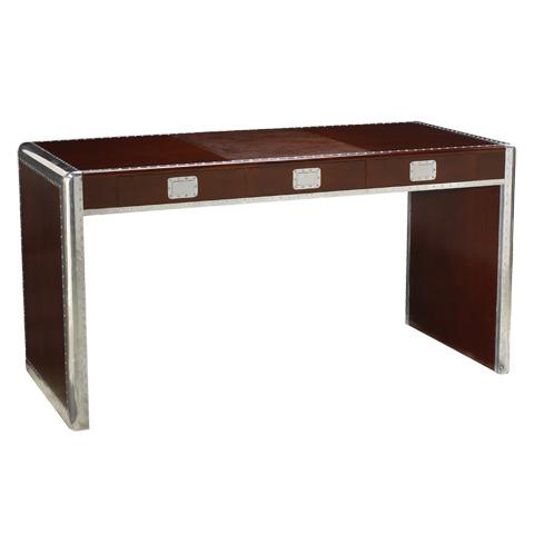 French Heritage - Ferault Desk in Dark Cherry - M-1745-401-DKBU